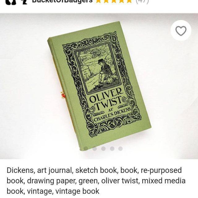 In need of a notebooksketchbook? Maybe you know someone whohellip